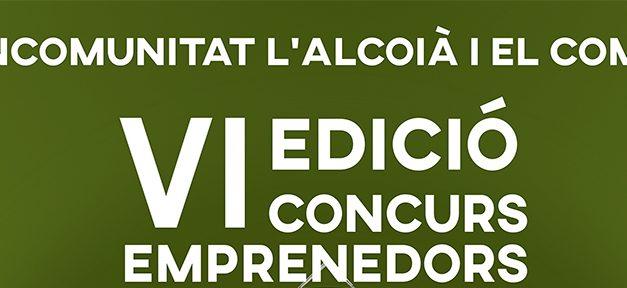 VI Edició Concurs Emprenedors (Bases)