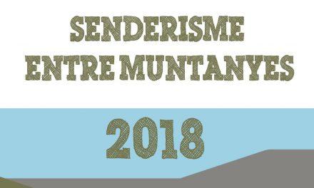 'Senderisme entre muntanyes' 2018