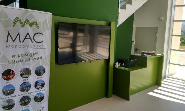 El Centre d'Interpretació Turística de L'Orxa es consolida en la zona