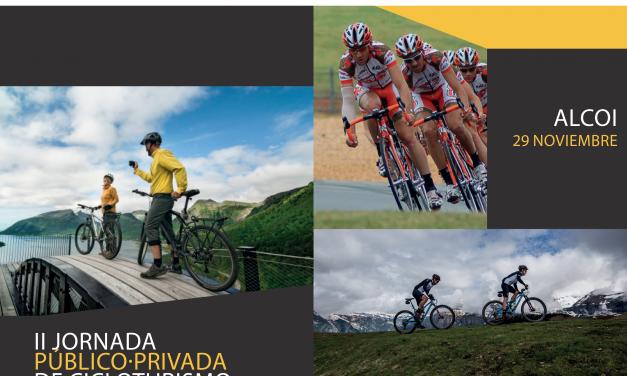 Alcoi acollirà la II Jornada público-privada de cicloturisme en Espanya