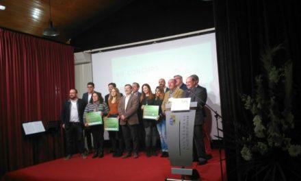 La Mancomunitat premia a les millors empreses i projectes emprenedors
