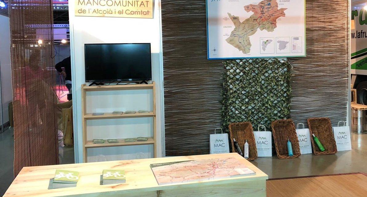 Representació de l'Alcoià i el Comtat en 'Alicante Gastronómica'