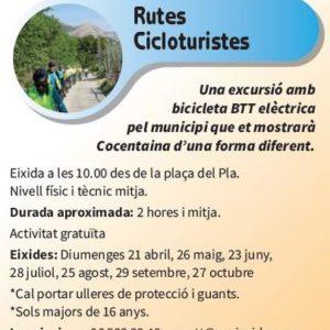 Ruta cicloturista Cocentaina