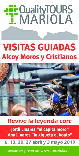 isites guiades Alcoi Moros i Cristians