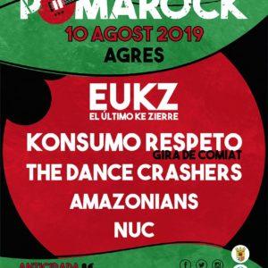 festival pomarock agres