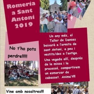 Romeria a Sant Antoni Banyeres de Mariola
