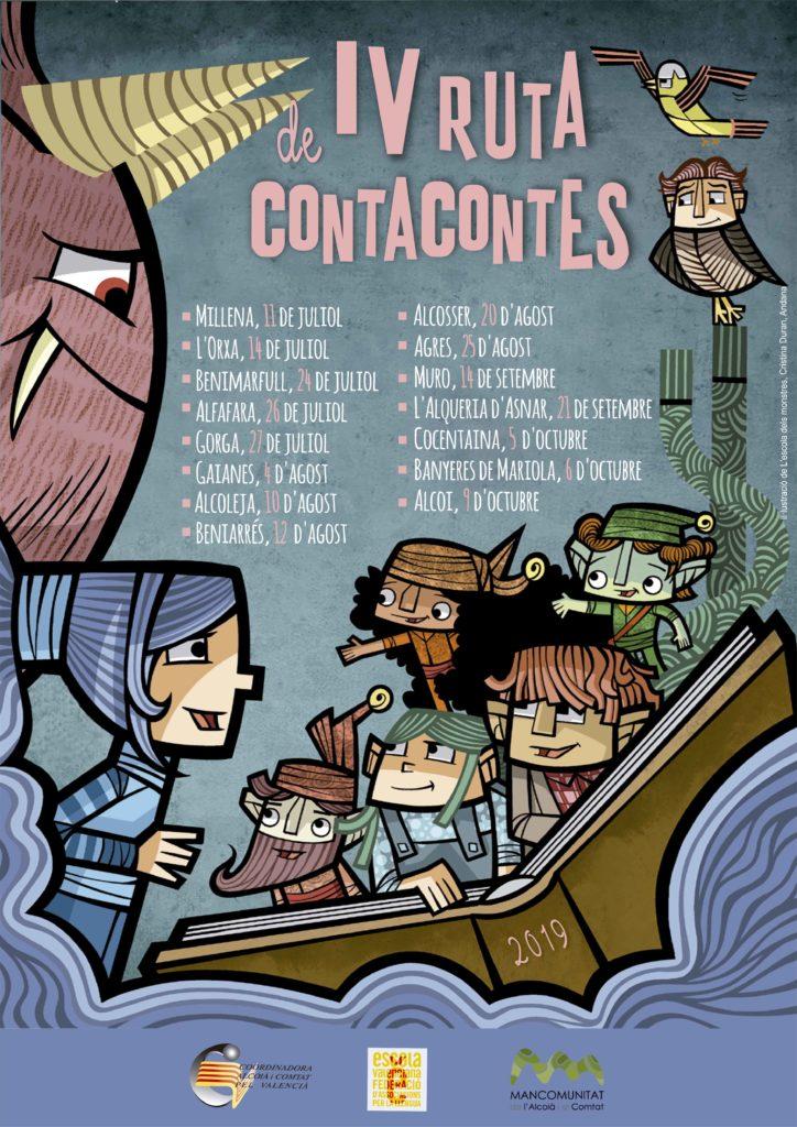 RUTA CONTACONTES 2019