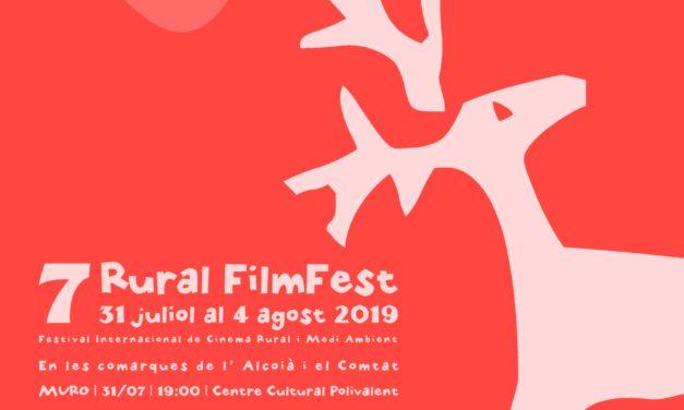 El Rural FilmFest se celebra en la Mancomunitat de l'Alcoià i el Comtat