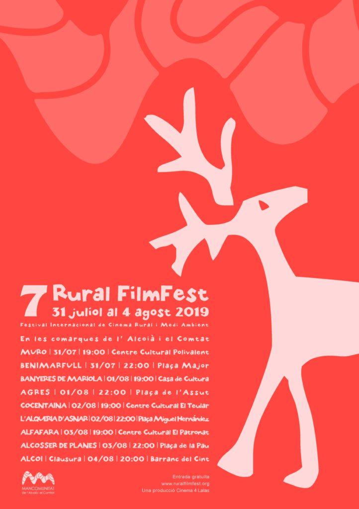rural filmfest festival alcoià comtat