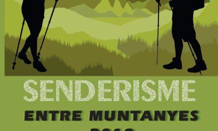 Programación de 'Senderisme entre Muntanyes' 2019