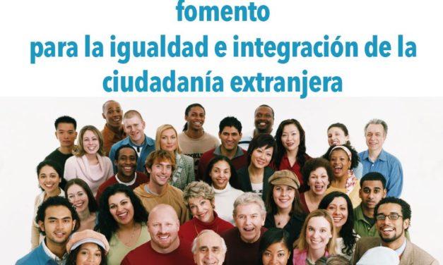 Campanya per a la igualtat i integració de la ciutadania estrangera