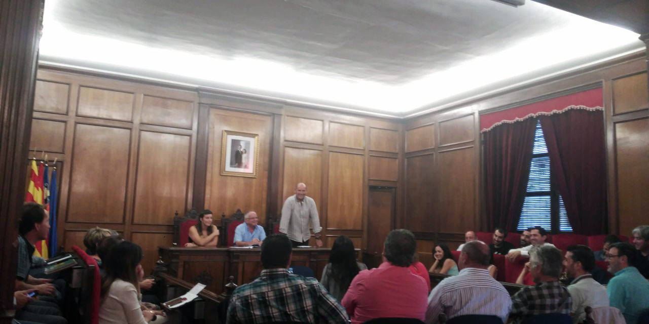 Blas Calbo, alcalde de Gorga, nou President de la Mancomunitat