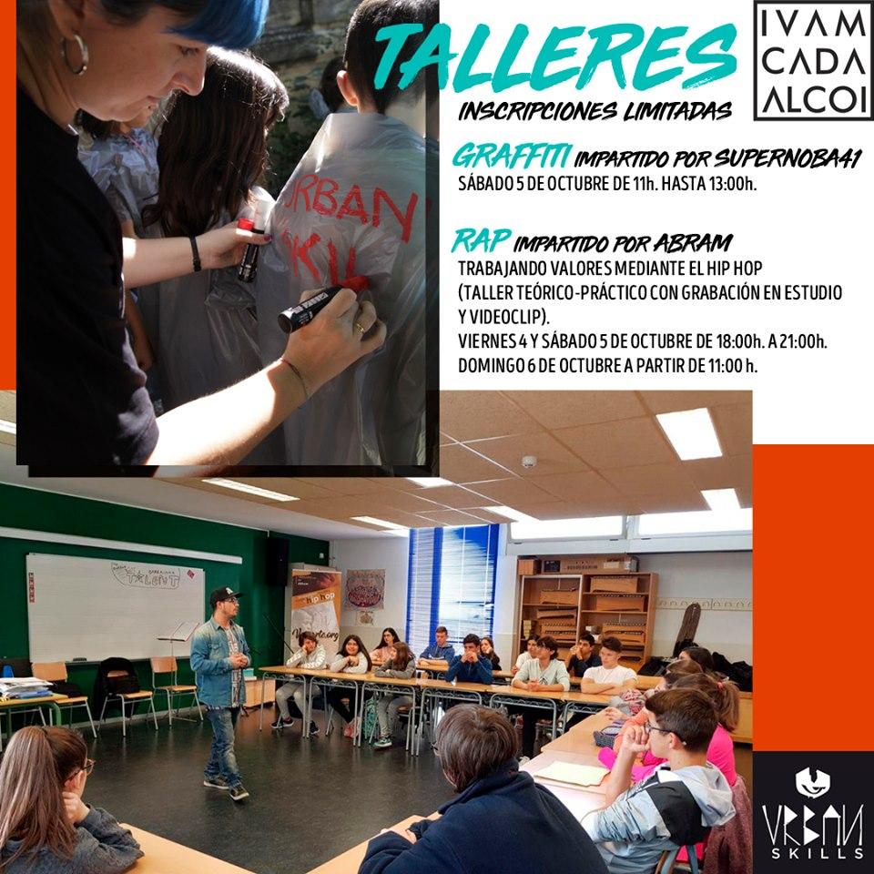 urban skills tallers