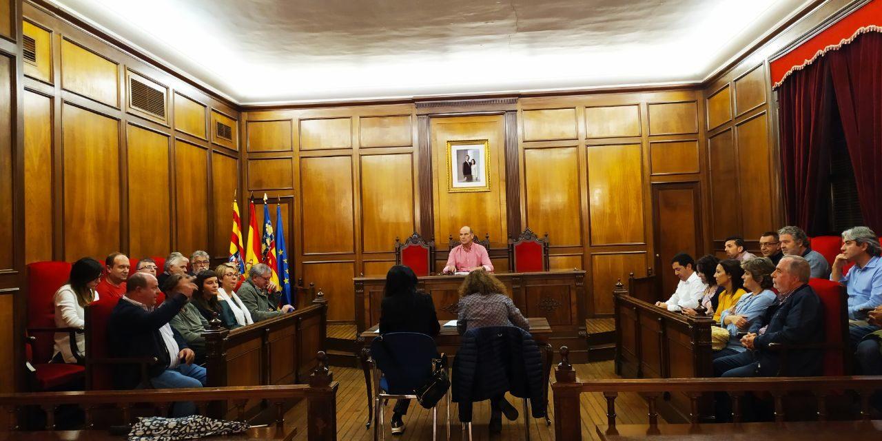 La Mancomunitat de l'Alcoià i el Comtat celebra su sesión organizativa
