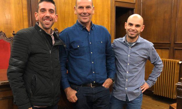 Iván Jover compartirà la gerència de la Mancomunitat amb Arnaldo Dueñas