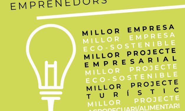 VIII Concurs d'Empreses i Projectes Empresarials Emprenedors