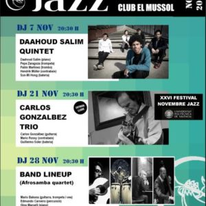 jazz club mussol
