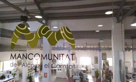La Mancomunitat de l'Alcoià i el Comtat augmenta el seu pressupost