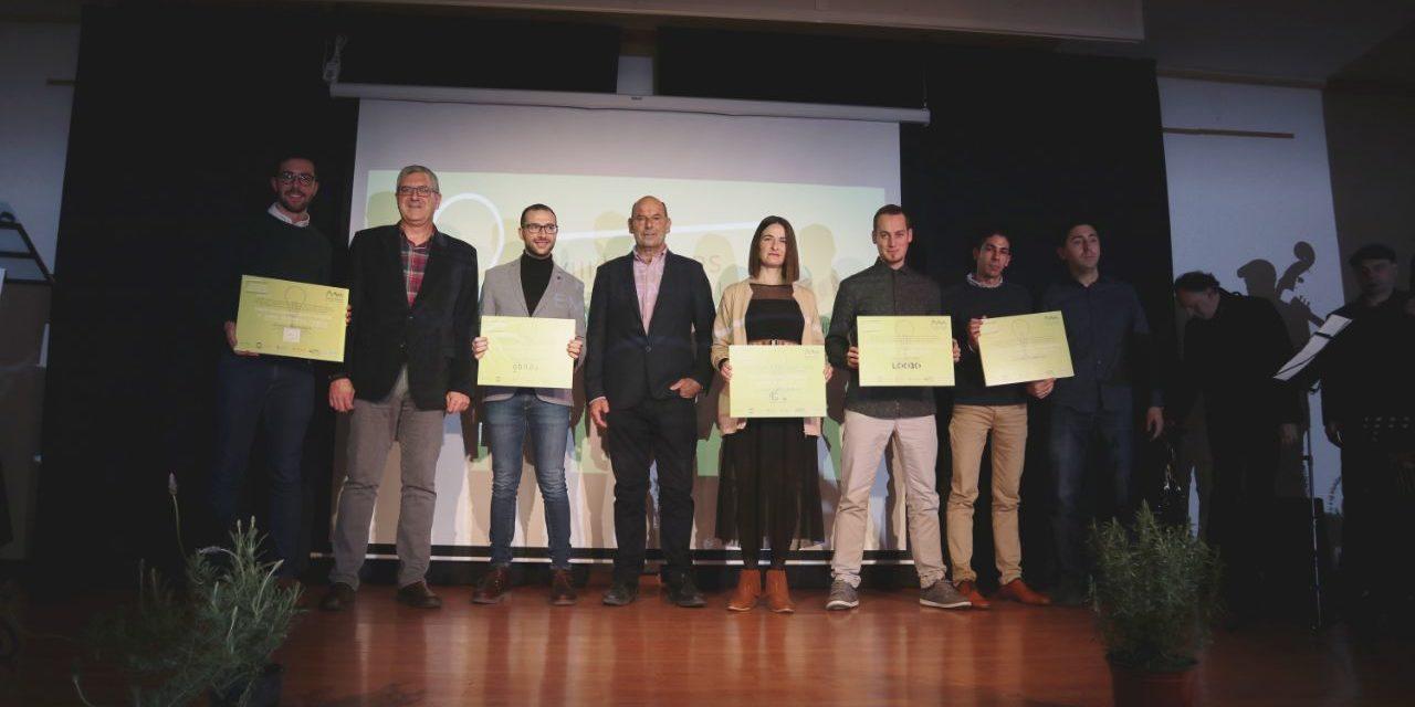 Premios VIII Concurso de Empresas y Proyectos Empresariales Emprendedores