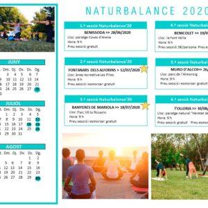 naturbalance banyeres muro 2020
