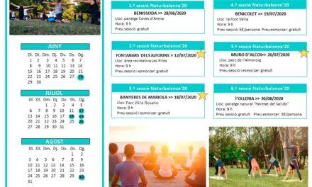 Naturbalance'20: deporte en la naturaleza