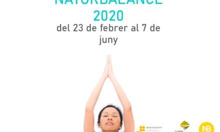 Naturbalance'20: sessions d'esport en la natura