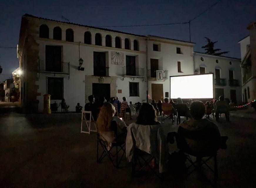 400 persones gaudeixen de les projeccions del Rural FilmFest