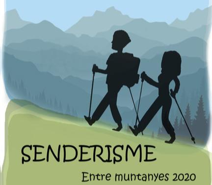 Senderisme entre muntanyes 2020