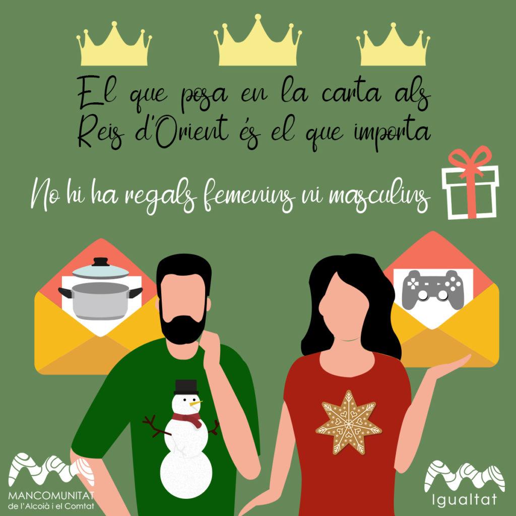 campanya regals nadal mancomunitat