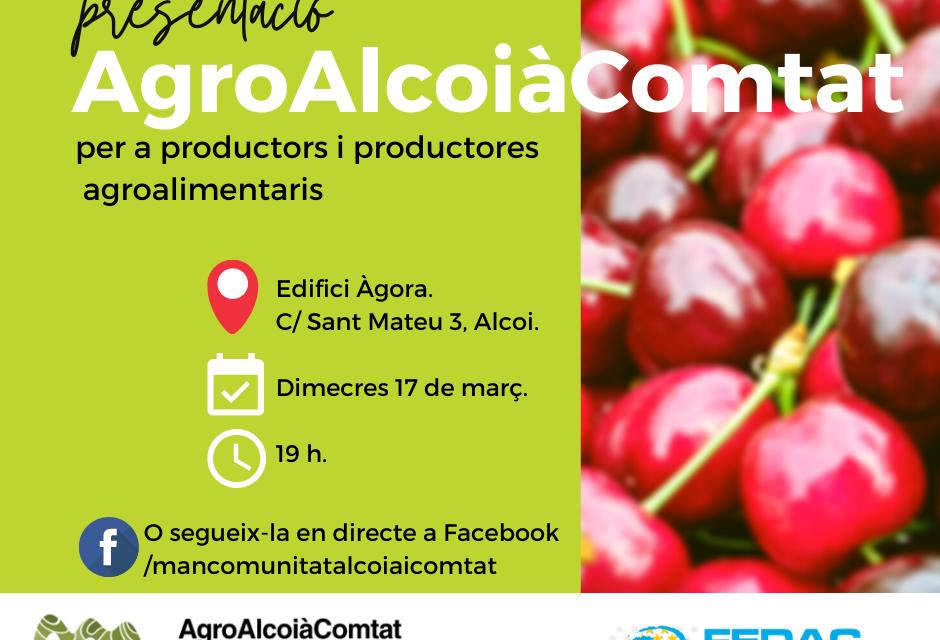 Presentación AgroAlcoiàComtat