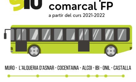Autobús comarcal FP