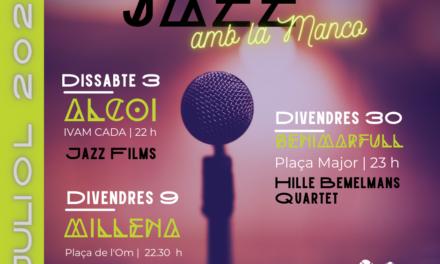 IX edició Jazz amb la Manco