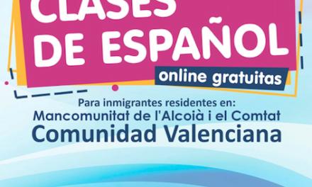 Curs gratuït d'espanyol per a immigrants