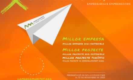 X Concurs Empreses i Projectes Emprenedors